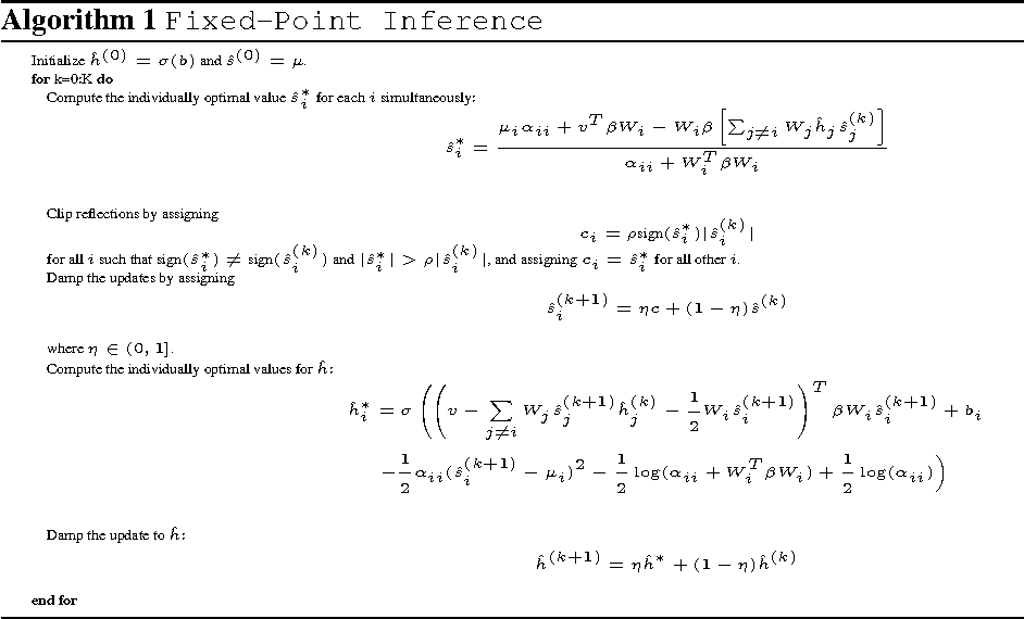 Figure 1 for Spike-and-Slab Sparse Coding for Unsupervised Feature Discovery