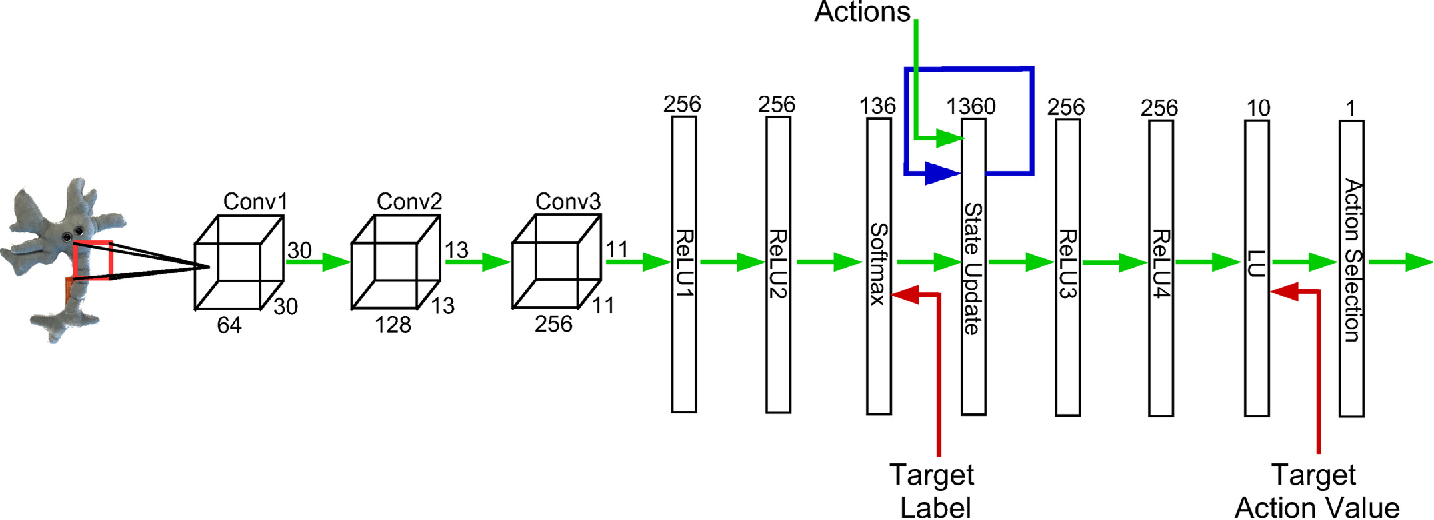 Figure 3 for Deep Active Object Recognition by Joint Label and Action Prediction
