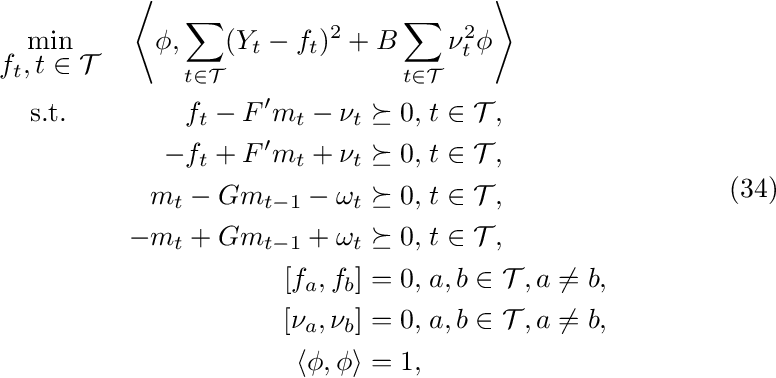 Figure 3 for Proper Learning of Linear Dynamical Systems as a Non-Commutative Polynomial Optimisation Problem