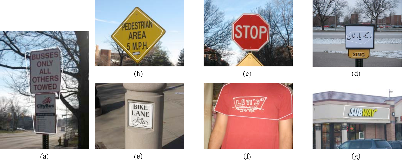 Figure 3 for Automatic Text Area Segmentation in Natural Images