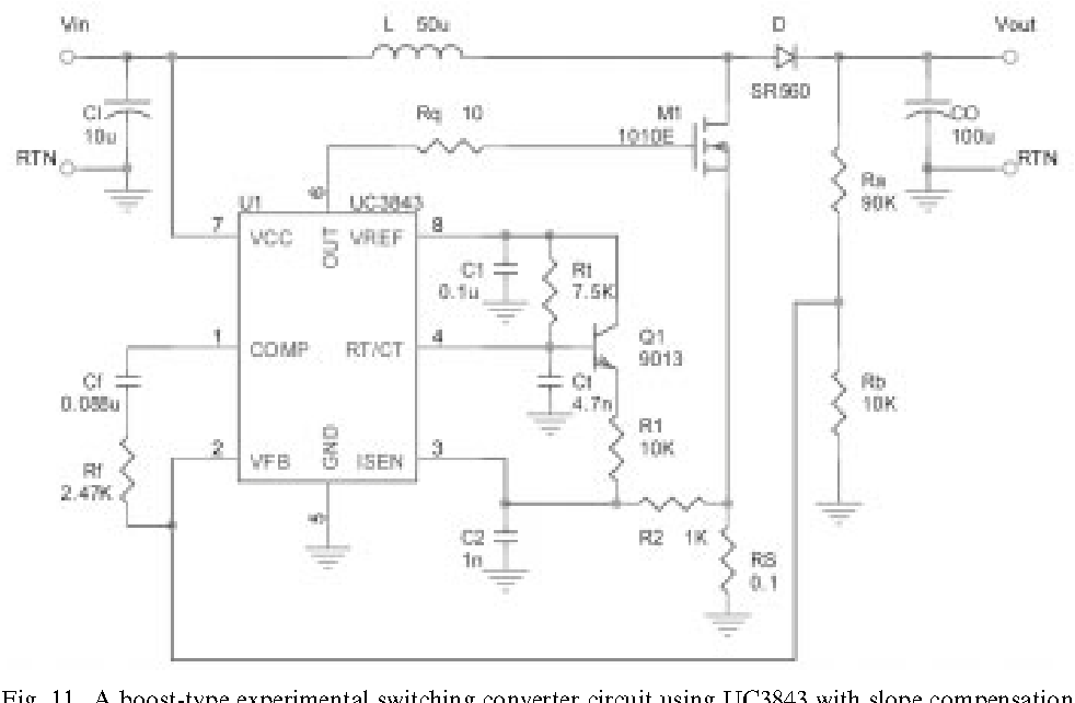 Figure 11 from Simulink Behavior Models for DC-DC Switching