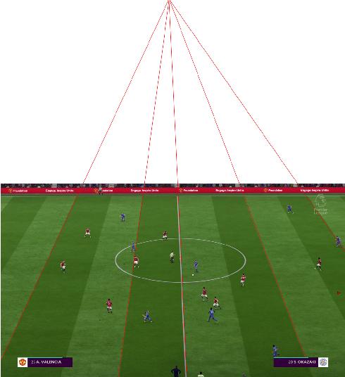 Figure 3 for Vision Based Dynamic Offside Line Marker for Soccer Games