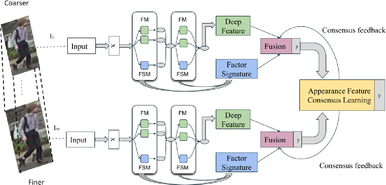 Figure 3 for DeepPFCN: Deep Parallel Feature Consensus Network For Person Re-Identification