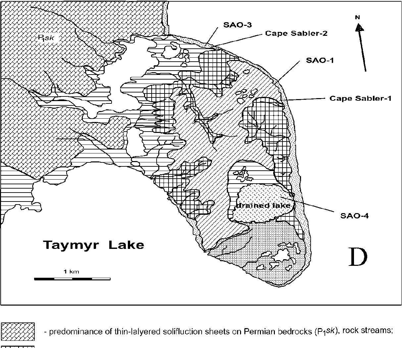 Late Pleistocene and Holocene vegetation and climate on the