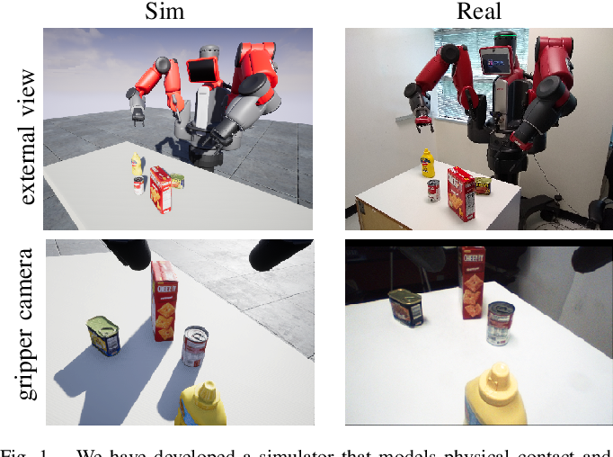 Figure 1 for Directional Semantic Grasping of Real-World Objects: From Simulation to Reality