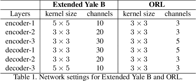Figure 2 for Self-Supervised Convolutional Subspace Clustering Network