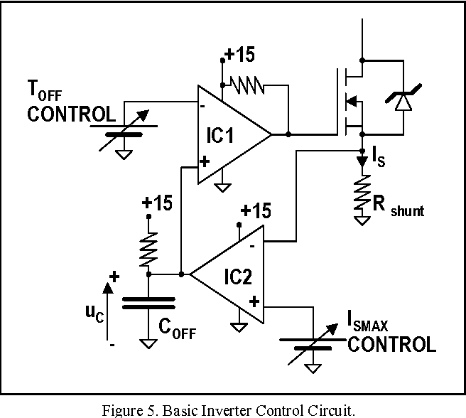 Figure 5 From Complete Low Cost Two Stage Electronic Ballast For 70