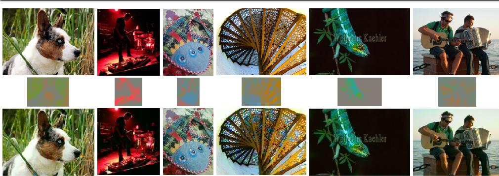 Figure 4 for PixColor: Pixel Recursive Colorization