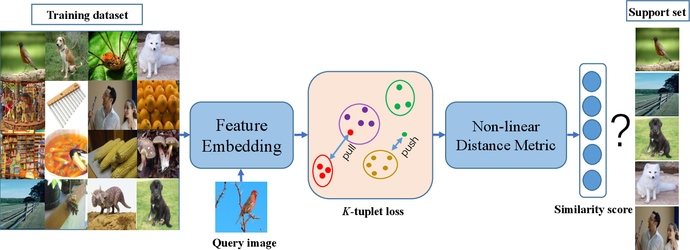 Figure 1 for Revisiting Metric Learning for Few-Shot Image Classification