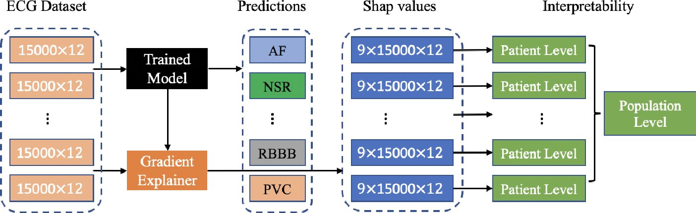 Figure 3 for Interpretable Deep Learning for Automatic Diagnosis of 12-lead Electrocardiogram