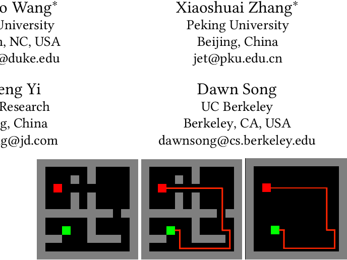 Figure 1 for How You Act Tells a Lot: Privacy-Leakage Attack on Deep Reinforcement Learning