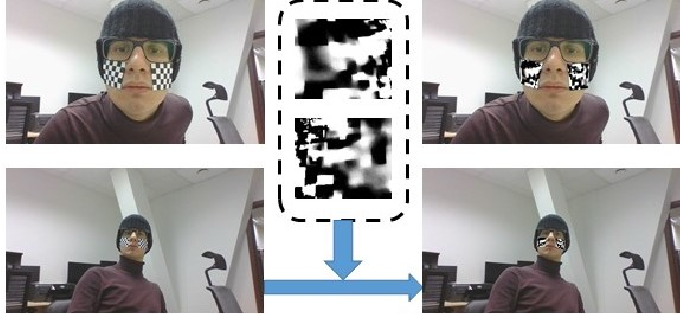 Figure 3 for Real-world attack on MTCNN face detection system