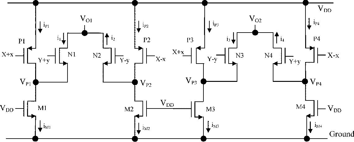 A low-power CMOS analog multiplier - Semantic Scholar