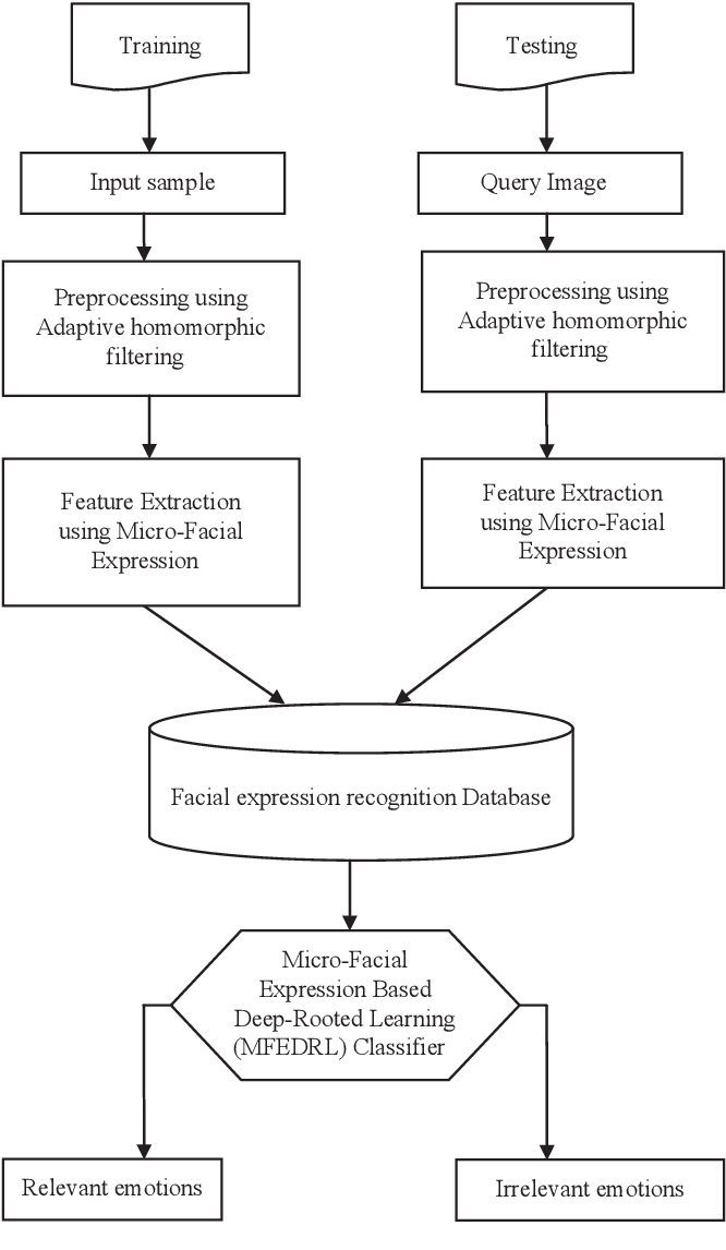 Figure 1 for Micro-Facial Expression Recognition Based on Deep-Rooted Learning Algorithm