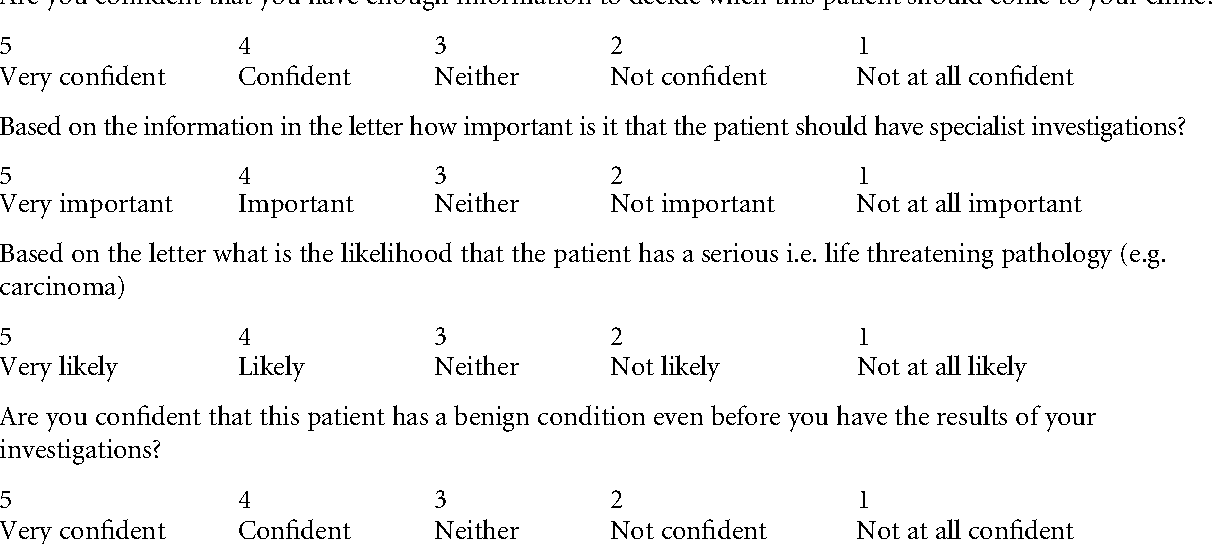 referral writer preliminary evidence for the value of comprehensive