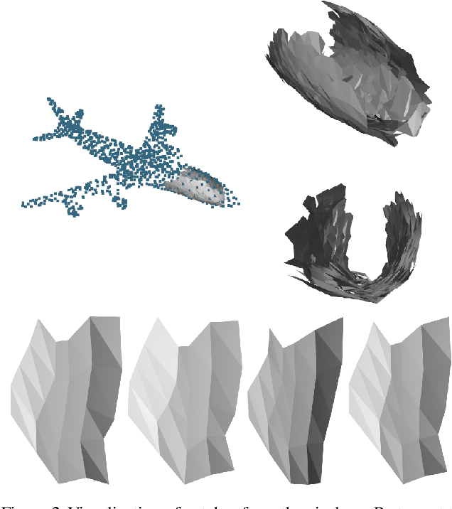 Figure 3 for Modeling 3D Surface Manifolds with a Locally Conditioned Atlas