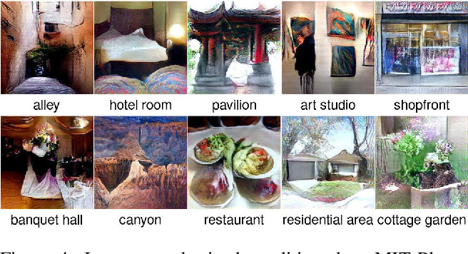Figure 4 for Plug & Play Generative Networks: Conditional Iterative Generation of Images in Latent Space