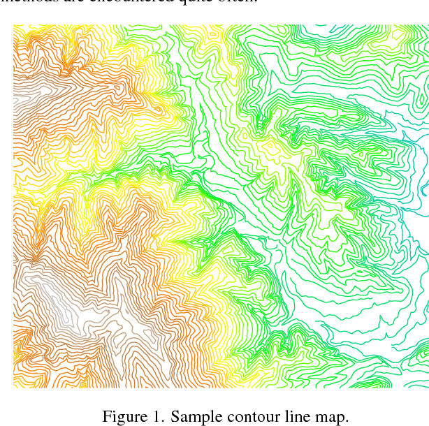 PDF] DEFINITION OF CONTOUR LINES INTERPOLATION OPTIMAL METHODS FOR on