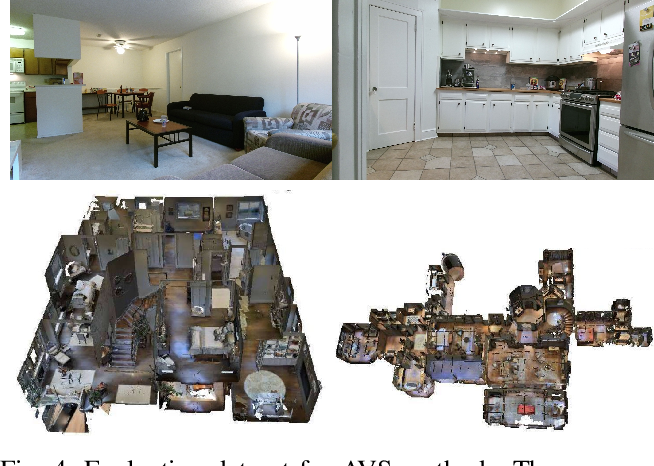 Figure 4 for POMP++: Pomcp-based Active Visual Search in unknown indoor environments