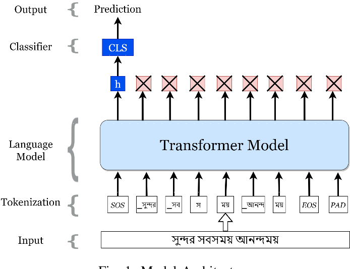 Figure 1 for Bangla Text Classification using Transformers