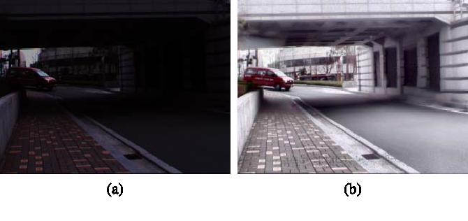 Figure 1 for A Maximum A Posteriori Estimation Framework for Robust High Dynamic Range Video Synthesis