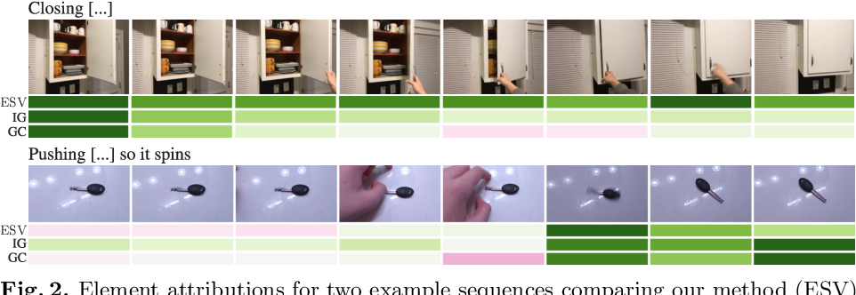 Figure 3 for Play Fair: Frame Attributions in Video Models