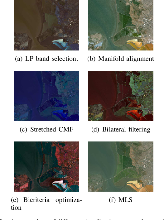 Figure 4 for Visualization of Hyperspectral Images Using Moving Least Squares
