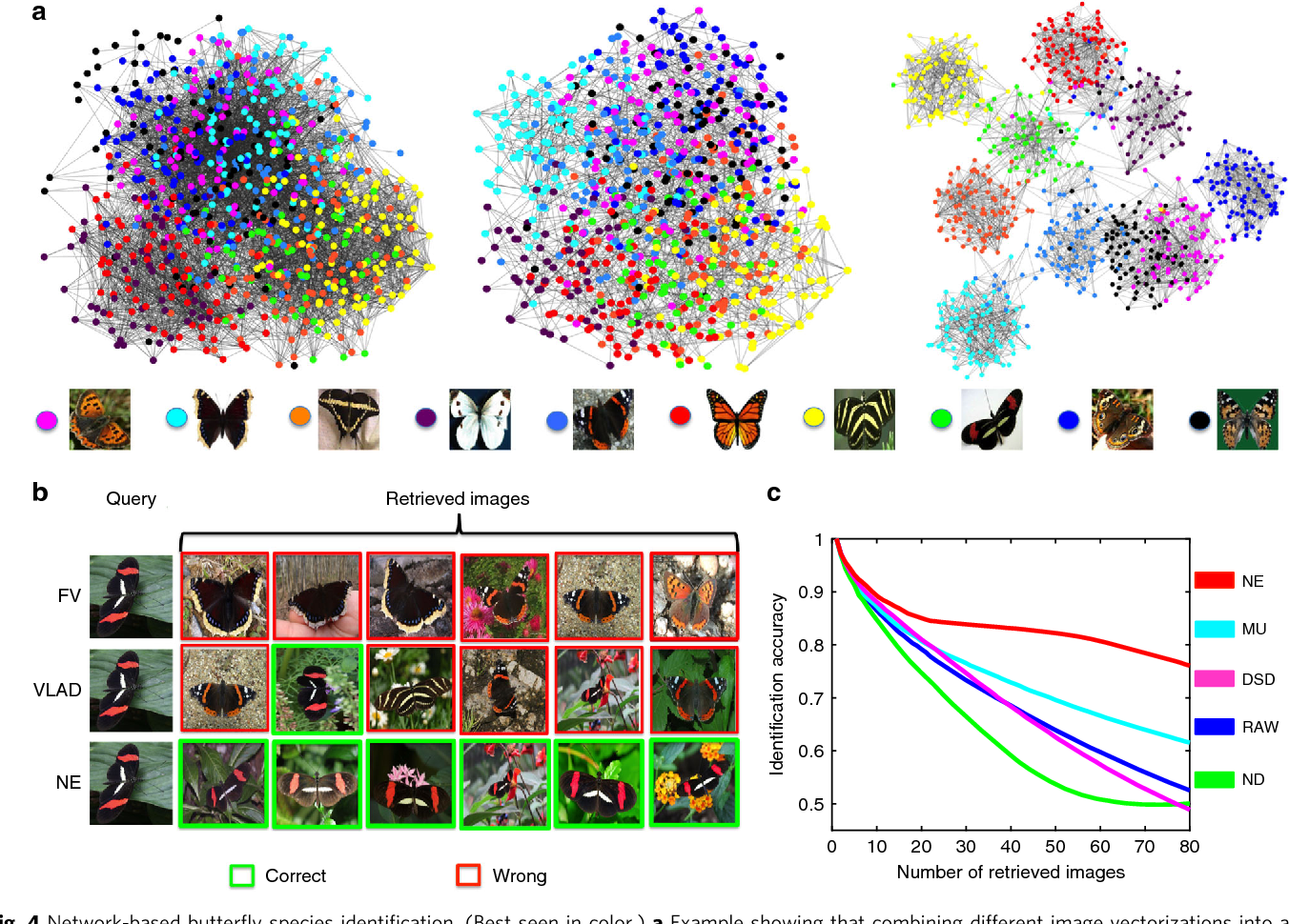 Figure 4 for Network Enhancement: a general method to denoise weighted biological networks