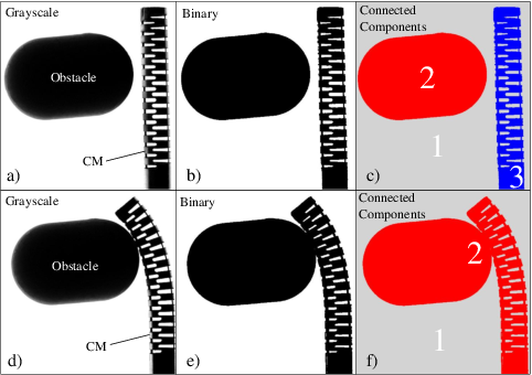 Figure 1 for Learning to Detect Collisions for Continuum Manipulators without a Prior Model