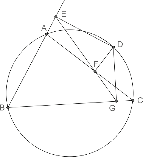 Figure 1 for Automated Generation of Geometric Theorems from Images of Diagrams