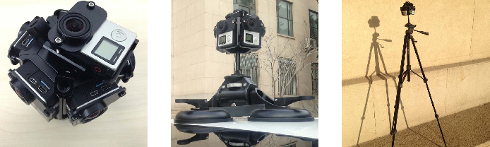 Figure 1 for A Comparative Study of Algorithms for Realtime Panoramic Video Blending