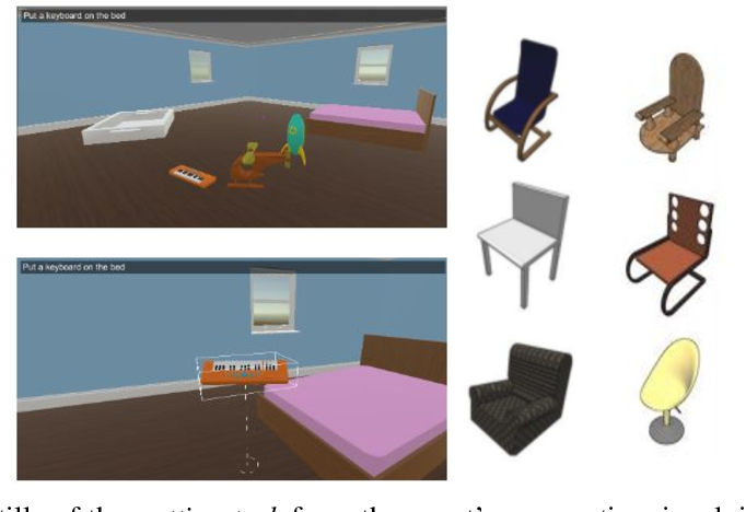 Figure 1 for Human Instruction-Following with Deep Reinforcement Learning via Transfer-Learning from Text