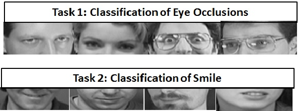 Figure 1 for Facial Expression Detection using Patch-based Eigen-face Isomap Networks