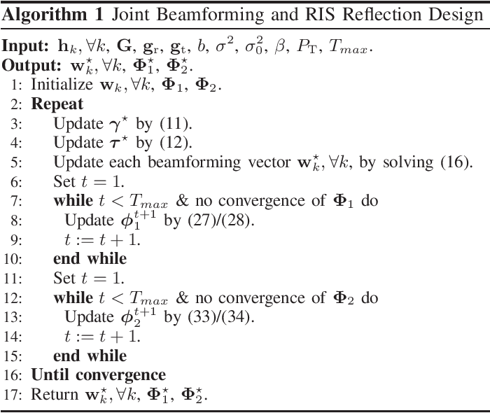 Figure 2 for Reflection and Relay Dual-Functional RIS Assisted MU-MISO Systems