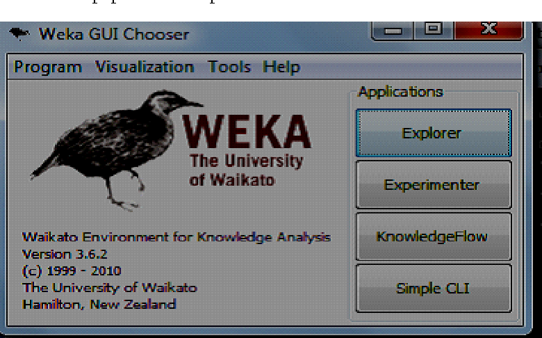 PDF] Dengue disease prediction using weka data mining tool