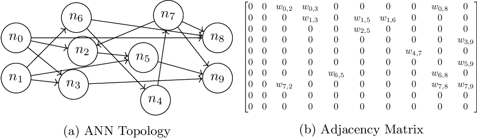 Figure 2 for Formal derivation of Mesh Neural Networks with their Forward-Only gradient Propagation