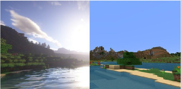 Figure 4 for MineNav: An Expandable Synthetic Dataset Based on Minecraft for Aircraft Visual Navigation