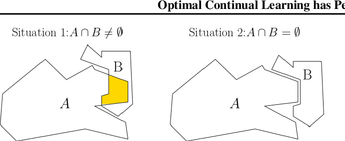 Figure 3 for Optimal Continual Learning has Perfect Memory and is NP-hard