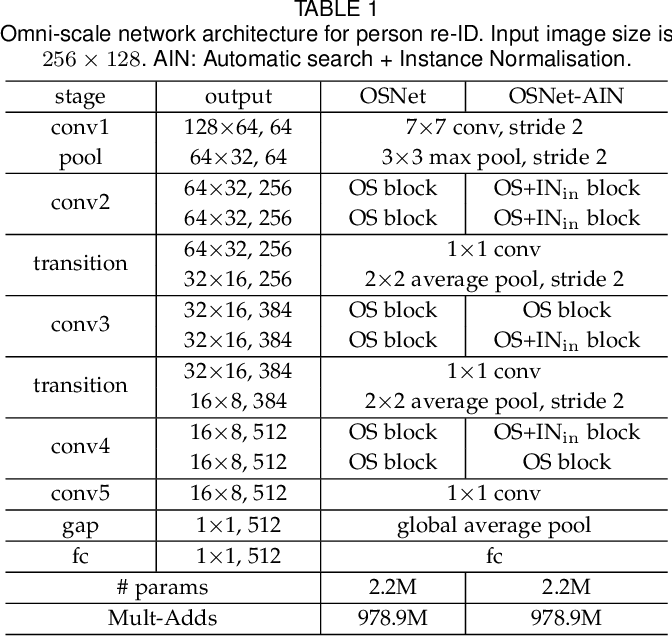Figure 2 for Learning Generalisable Omni-Scale Representations for Person Re-Identification