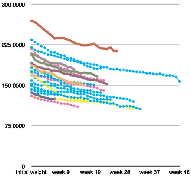 Realistic body fat percentage loss per month picture 5