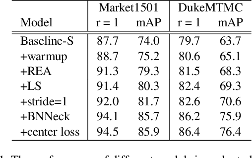 Figure 2 for Bag of Tricks and A Strong Baseline for Deep Person Re-identification