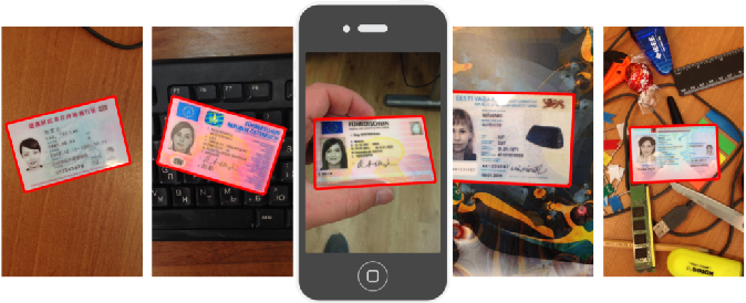 Figure 1 for Face Detection in Camera Captured Images of Identity Documents under Challenging Conditions