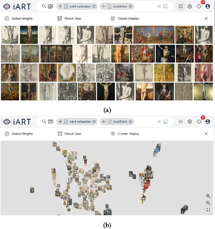 Figure 2 for iART: A Search Engine for Art-Historical Images to Support Research in the Humanities