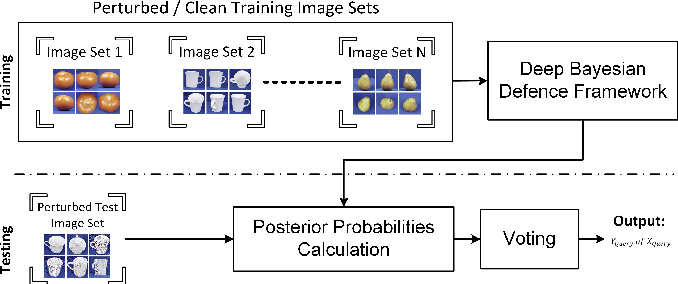 Figure 1 for Deep Bayesian Image Set Classification: A Defence Approach against Adversarial Attacks