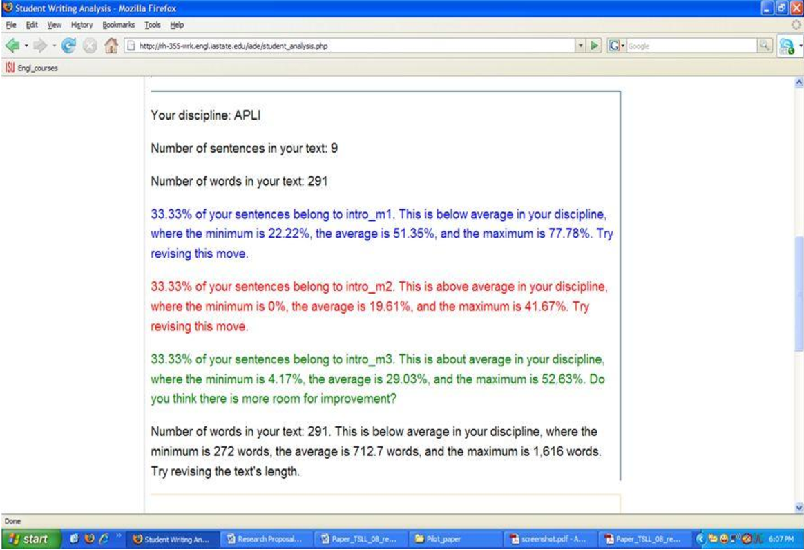 Figure 4 1 From Online Tutor For Research Writing