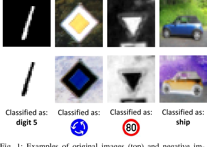 Figure 1 for On the Limitation of Convolutional Neural Networks in Recognizing Negative Images
