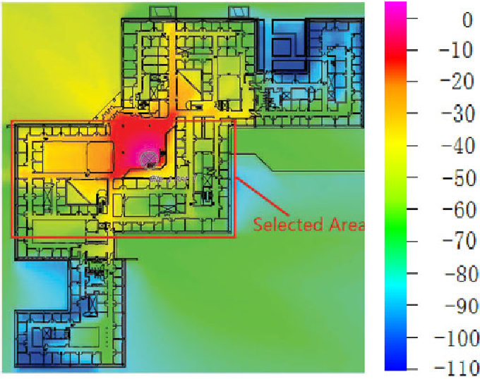 Figure 4 for Adaptive Sampling of RF Fingerprints for Fine-grained Indoor Localization