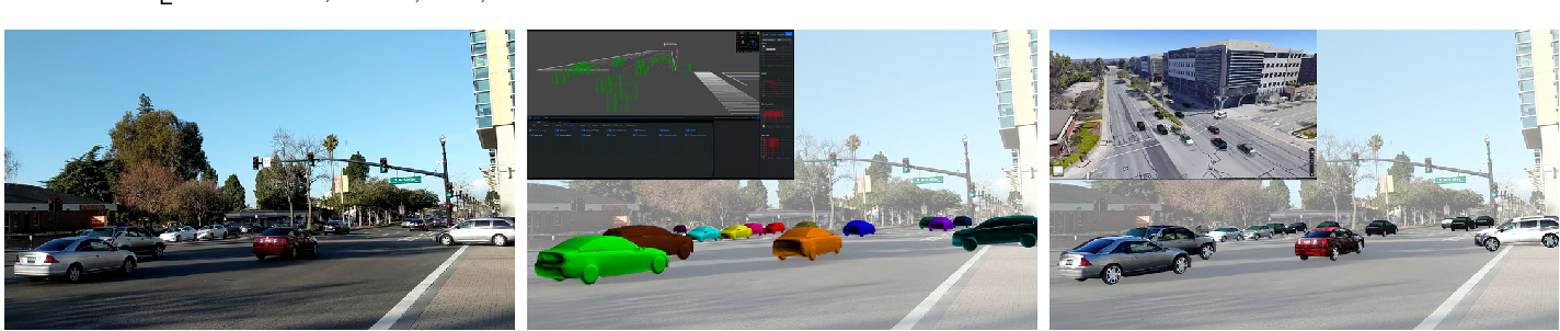 Figure 1 for PerMO: Perceiving More at Once from a Single Image for Autonomous Driving