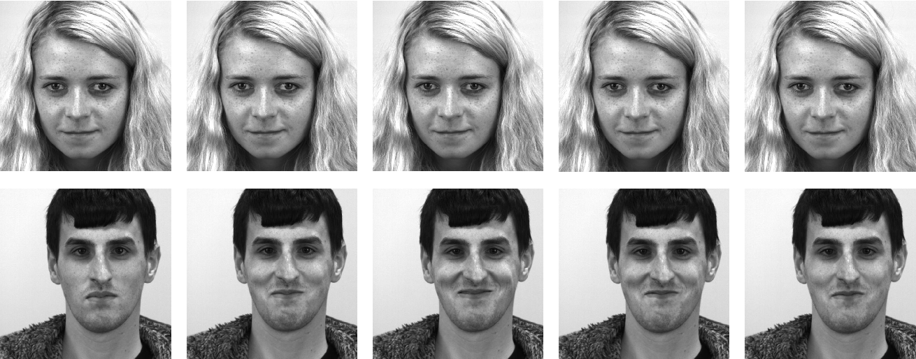 Figure 1 for SAMM Long Videos: A Spontaneous Facial Micro- and Macro-Expressions Dataset