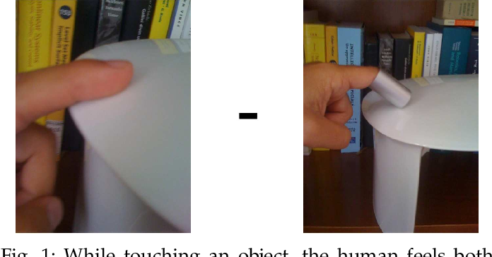 Figure 1 for Cutaneous Force Feedback as a Sensory Subtraction Technique in Haptics